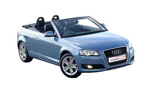 Audi A3 1.6 (100bhp) Petrol (8v) FWD (1595cc) - 8P (2008-2010) Convertible