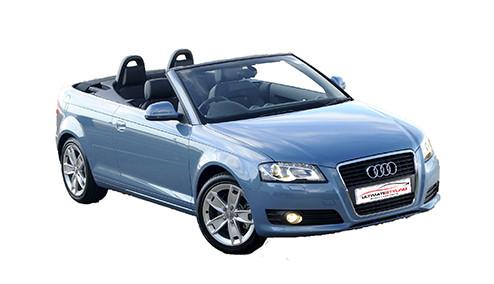 Audi A3 1.8 TFSi (158bhp) Petrol (16v) FWD (1798cc) - 8P (2008-2013) Convertible