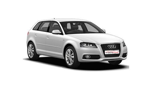 Audi A3 1.9 TDi (104bhp) Diesel (8v) FWD (1896cc) - 8P (2003-2010) Hatchback