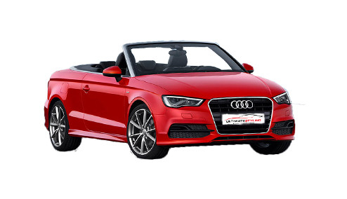 Audi A3 2.0 TDI (181bhp) Diesel (16v) FWD (1968cc) - 8V (2014-2018) Convertible