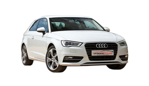 Audi A3 1.4 TFSI (123bhp) Petrol (16v) FWD (1395cc) - 8V (2014-2017) Hatchback