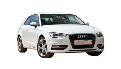 Audi A3 1.4 TFSI S-tronic (120bhp) Petrol (16v) FWD (1395cc) - 8V (2012-2014) Hatchback
