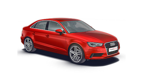 Audi A3 2.0 TFSI 190 (188bhp) Petrol (16v) FWD (1984cc) - 8V (2016-2019) Saloon