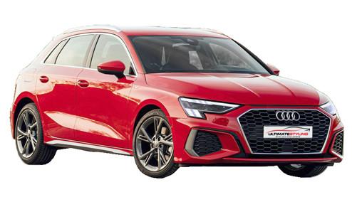 Audi A3 1.0 30TFSI (109bhp) Petrol (12v) FWD (999cc) - 8Y (2020-) Hatchback