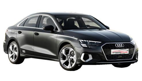 Audi A3 1.0 30TFSI (109bhp) Petrol (12v) FWD (999cc) - 8Y (2020-) Saloon