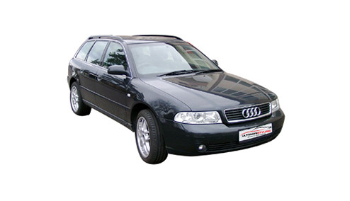 Audi A4 1.8 T Avant (150bhp) Petrol (20v) FWD (1781cc) - B5 (8D) (1996-2001) Estate