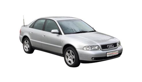 Audi A4 2.5 (150bhp) Diesel (24v) FWD (2496cc) - B5 (8D) (1998-2001) Saloon