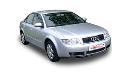 Audi A4 1.8 (150bhp) Petrol (20v) FWD (1781cc) - B6 (8E) (2000-2002) Saloon
