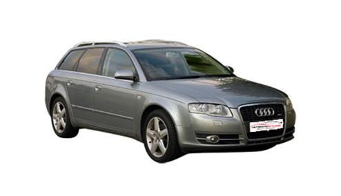 Audi A4 2.0 TDi 140 Avant (138bhp) Diesel (16v) FWD (1968cc) - B7 (8E) (2004-2008) Estate