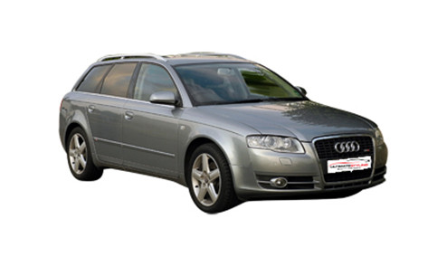 Audi A4 2.5 TDi Avant (160bhp) Diesel (24v) FWD (2496cc) - B7 (8E) (2004-2006) Estate