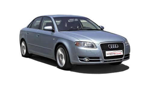 Audi A4 2.0 TDi 170 (168bhp) Diesel (16v) FWD (1968cc) - B7 (8E) (2006-2008) Saloon
