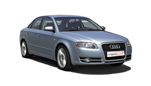 Audi A4 2.0 TFSi (197bhp) Petrol (16v) FWD (1984cc) - B7 (8E) (2004-2008) Saloon