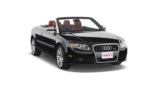Audi A4 2.0 TDi Multitronic (138bhp) Diesel (8v) FWD (1968cc) - B7 (8H) (2006-2010) Convertible