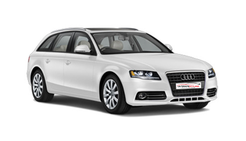 Audi A4 2.0 TFSI 211 quattro Avant (208bhp) Petrol (16v) 4WD (1984cc) - B8 (8K) (2008-2012) Estate