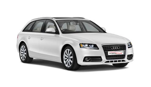 Audi A4 2.0 TDI 170 quattro Avant (168bhp) Diesel (16v) 4WD (1968cc) - B8 (8K) (2008-2012) Estate