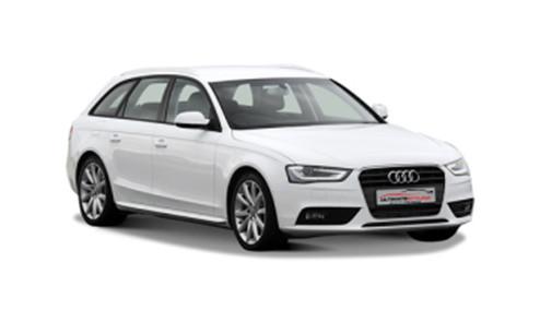Audi A4 2.0 TDI 190 quattro Avant (187bhp) Diesel (16v) 4WD (1968cc) - B8 (8K) (2015-2016) Estate