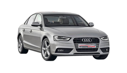 Audi A4 2.0 TDI 150 (148bhp) Diesel (16v) FWD (1968cc) - B8 (8K) (2013-2016) Saloon