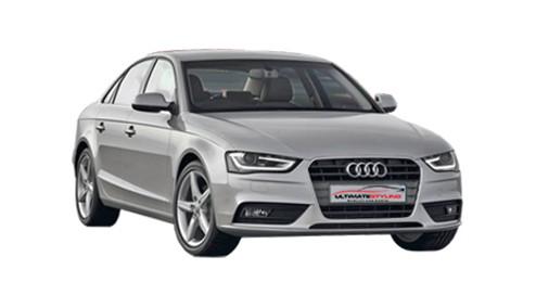 Audi A4 2.0 TDI 190 quattro (188bhp) Diesel (16v) 4WD (1968cc) - B8 (8K) (2015-2016) Saloon