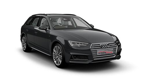 Audi A4 2.0 40TDI quattro Avant (201bhp) Diesel (16v) 4WD (1968cc) - B9 (8W) (2020-) Estate