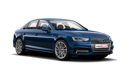 Audi A4 2.0 40TFSI (188bhp) Petrol (16v) FWD (1984cc) - B9 (8W) (2018-2021) Saloon