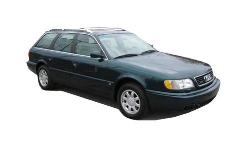 Audi A6 2.5 Avant (115bhp) Diesel (10v) FWD (2460cc) - C4 (4A) (1994-1997) Estate