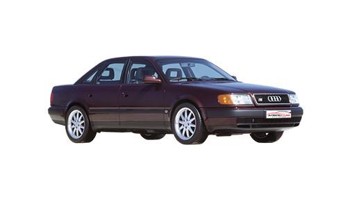 Audi A6 1.8 (125bhp) Petrol (20v) FWD (1781cc) - C4 (4A) (1995-1997) Saloon
