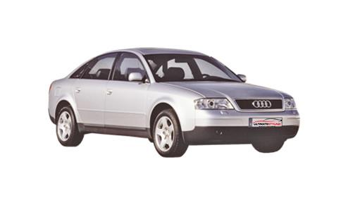Audi A6 1.9 (130bhp) Diesel (8v) FWD (1896cc) - C5 (4B) (2001-2004) Saloon