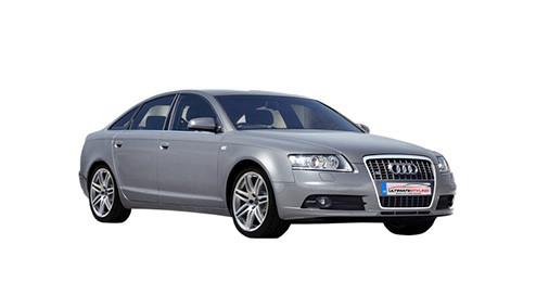 Audi A6 4.2 quattro (330bhp) Petrol (40v) 4WD (4163cc) - C6 (4F) (2004-2006) Saloon