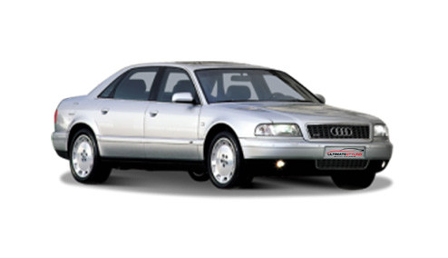 Audi A8 2.8 (193bhp) Petrol (30v) FWD (2771cc) - D2 (4D) (1996-2000) Saloon