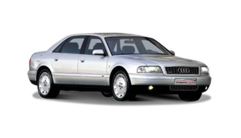 Audi A8 3.7 quattro (260bhp) Petrol (40v) 4WD (3697cc) - D2 (4D) (1999-2003) Saloon