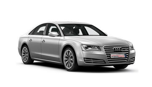 Audi A8 2.0 TFSI Hybrid (242bhp) Petrol/Electric (16v) FWD (1984cc) - D4 (4H) (2012-2014) Saloon