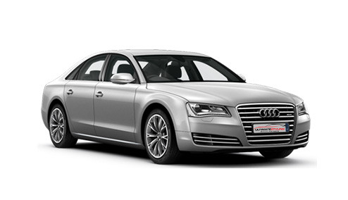 Audi A8 6.3 W12 LWB (493bhp) Petrol (48v) 4WD (6299cc) - D4 (4H) (2010-2014) Saloon
