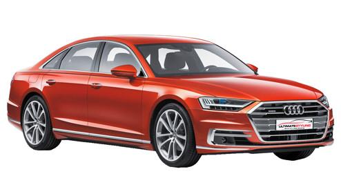 Audi A8 3.0 55TFSI quattro LWB (335bhp) Petrol (24v) 4WD (2995cc) - D5 (4N) (2017-) Saloon