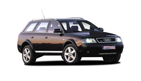 Audi Allroad 2.5 (163bhp) Diesel (24v) 4WD (2496cc) - C5 (4B) (2003-2005) Estate