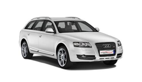 Audi Allroad 3.0 TDi (230bhp) Diesel (24v) 4WD (2969cc) - C6 (2006-2009) Estate