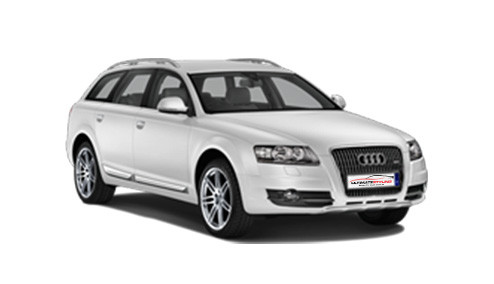 Audi Allroad 3.2 FSi (252bhp) Petrol (24v) 4WD (3123cc) - C6 (2007-2009) Estate