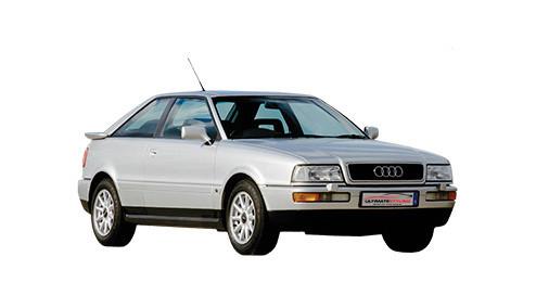Audi Coupe 2.3 (170bhp) Petrol (20v) FWD (2309cc) - B3 (1989-1991) Coupe