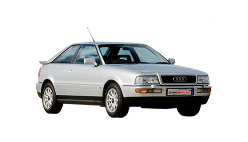Audi Coupe 2.3 quattro (170bhp) Petrol (20v) 4WD (2309cc) - B3 (1989-1991) Coupe