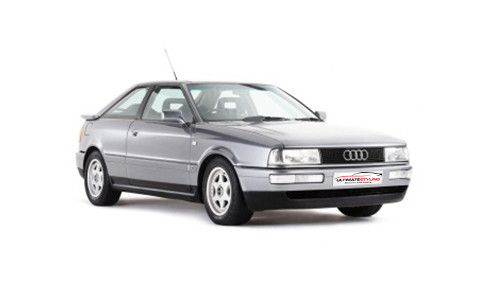 Audi Coupe 2.0 (140bhp) Petrol (16v) FWD (1984cc) - B4 (1992-1995) Coupe