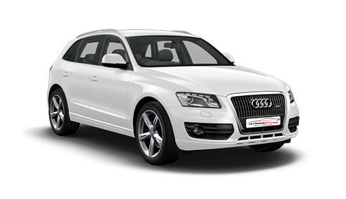 Audi Q5 2.0 TDI 170 (168bhp) Diesel (16v) 4WD (1968cc) - 8R (2008-2012) ATV/SUV