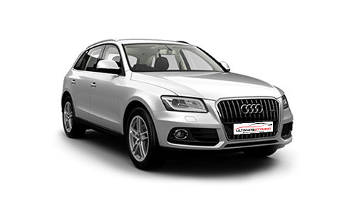 Audi Q5 2.0 TDI (148bhp) Diesel (16v) 4WD (1968cc) - 8R (2013-2017) ATV/SUV