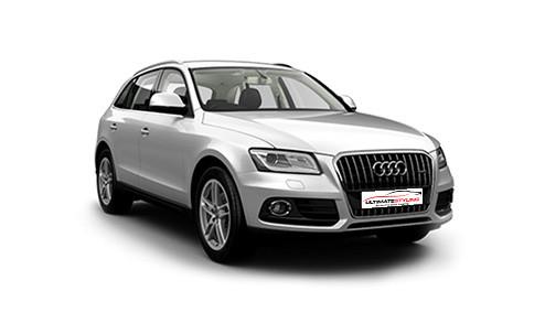 Audi Q5 2.0 TFSI (227bhp) Petrol (16v) 4WD (1984cc) - 8R (2015-2017) ATV/SUV