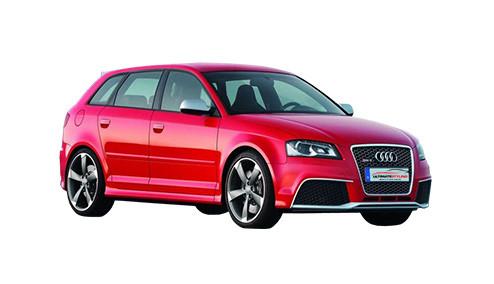 Audi RS3 2.5 (335bhp) Petrol (20v) 4WD (2480cc) - 8P (2011-2013) Hatchback