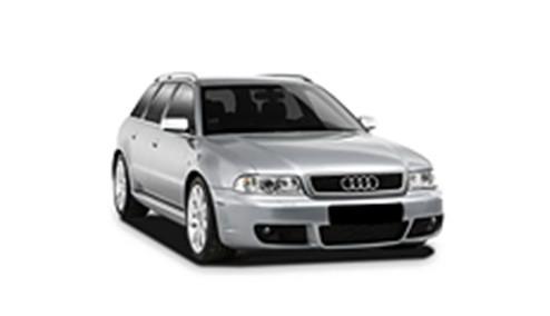 Audi RS4 2.7 Avant quattro (380bhp) Petrol (30v) 4WD (2671cc) - B5 (8D) (2000-2001) Estate