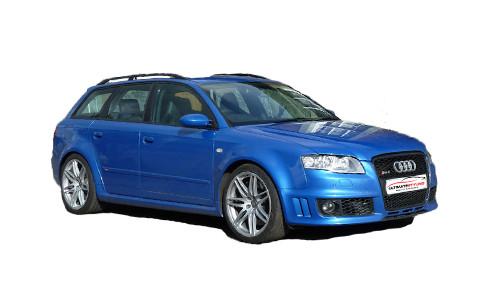 Audi RS4 4.2 Avant quattro (414bhp) Petrol (32v) 4WD (4163cc) - B7 (8E) (2006-2008) Estate