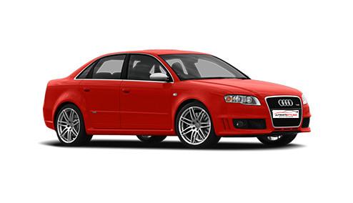 Audi RS4 4.2 (414bhp) Petrol (32v) 4WD (4163cc) - B7 (8E) (2005-2007) Saloon