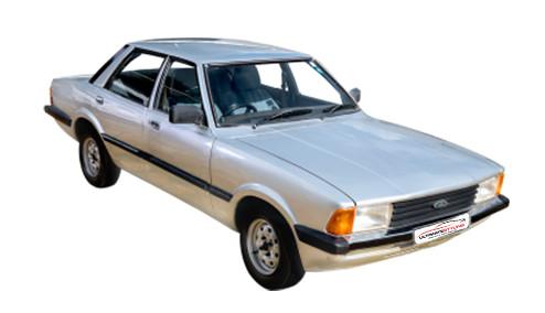Ford Cortina 1.6 (72bhp) Petrol (8v) RWD (1593cc) - MK 5 (1980-1982) Saloon