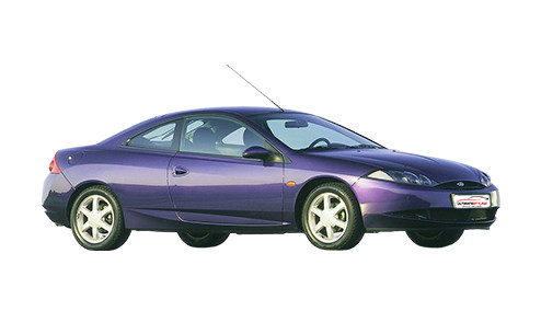 Ford Cougar 2.5 (168bhp) Petrol (24v) FWD (2544cc) - (1998-2002) Coupe