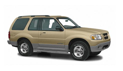 Ford Explorer 4.0 (206bhp) Petrol (12v) 4WD (4008cc) - (1997-2002) ATV/SUV