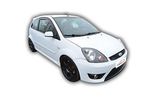 Ford Fiesta 1.6 TDCi (89bhp) Diesel (16v) FWD (1560cc) - MK 6 (2004-2009) Hatchback